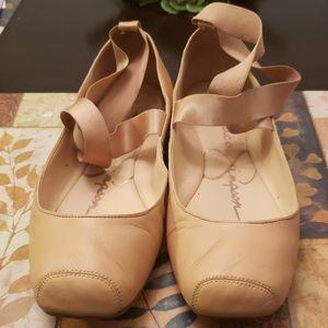 Jessica Simpson ballerina flats